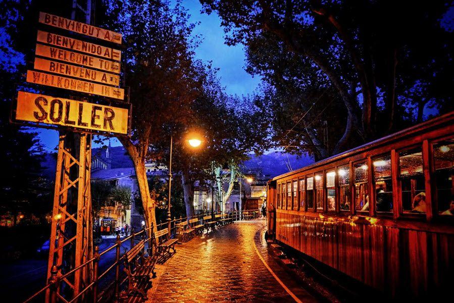 Soller-station